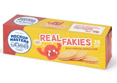 Brandvisod real fakies mockup